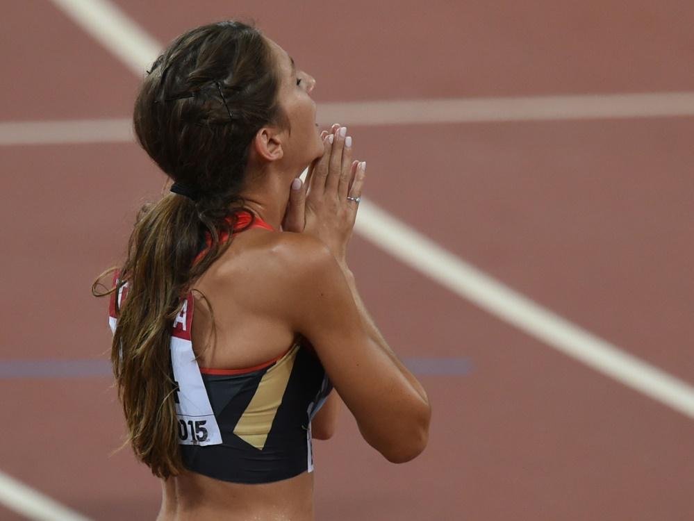 Gesa Felicitas Krause wird Fünfte über 1500 Meter