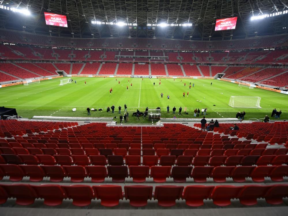 Die ungarische Fußball-Saison geht weiter - ohne Fans