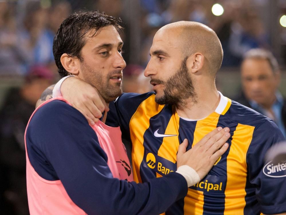 Javier Pinola scheiterte im argentinischen Pokalfinale