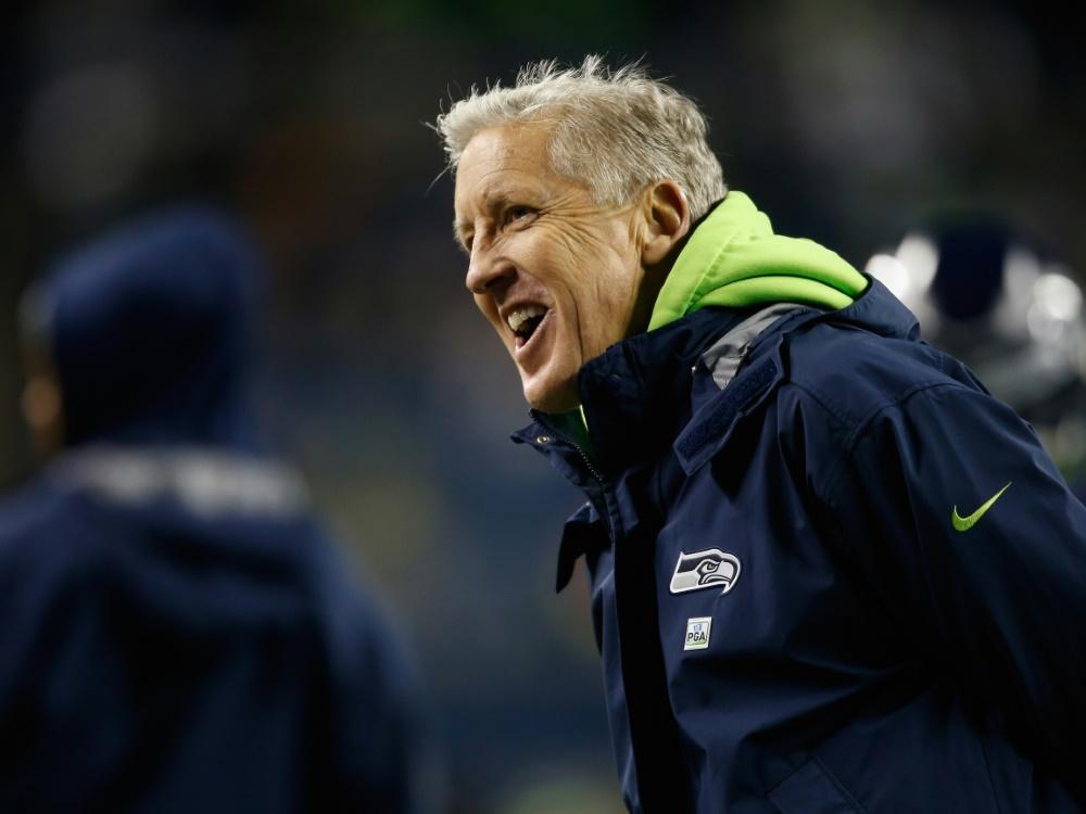 Pete Carroll bleibt bis 2021 Coach der Seattle Seahawks