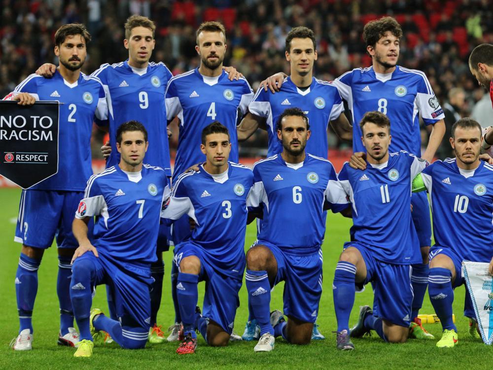 San Marino gelingen erste Punkte nach 61 Niederlagen