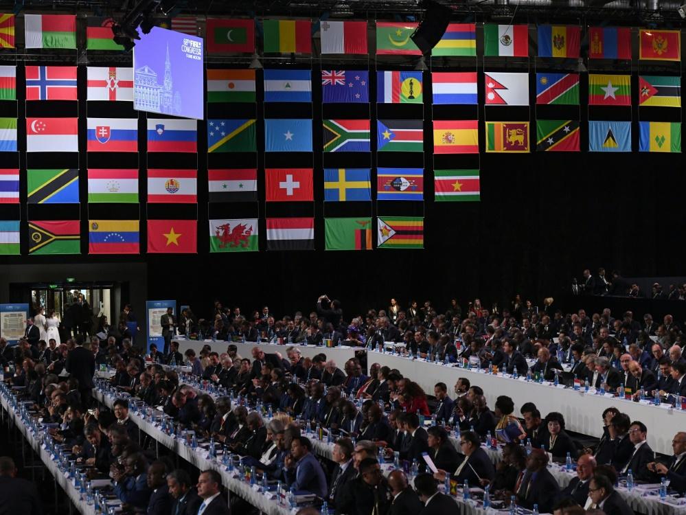 Ghana fehlt beim 68. FIFA-Kongress