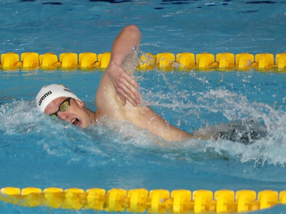 Die deutschen Schwimmer sind für eine Verschiebung