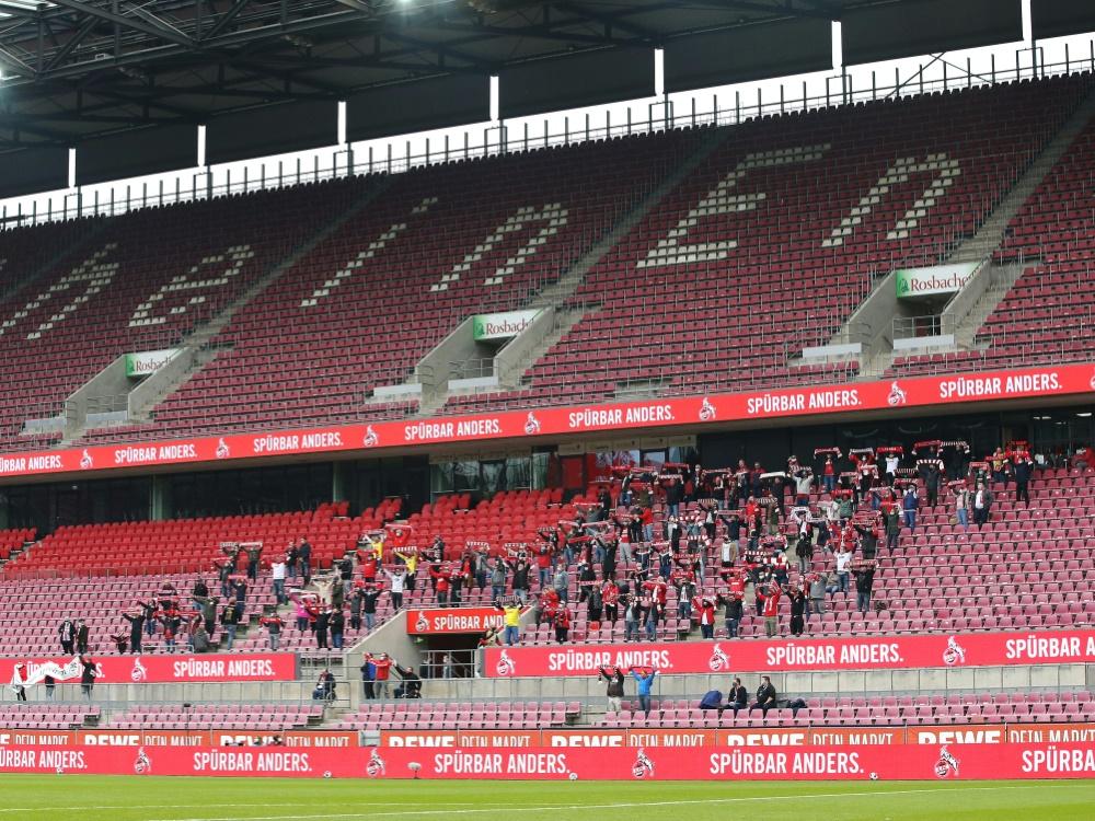 Im November gibt es keine Fans bei Sportveranstaltungen