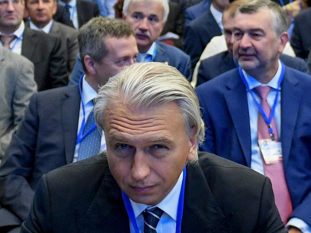 Alexander Djukow soll am 22. Februar kandidieren