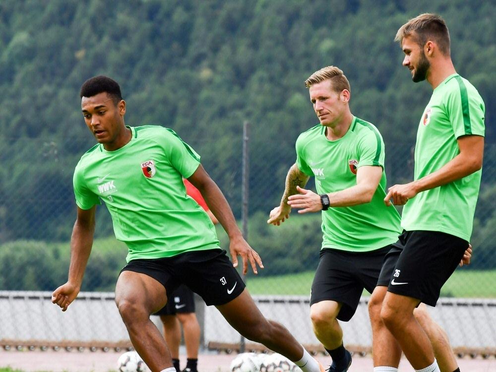 FC Augsburg und Austria Lustenau trennen sich mit 1:1