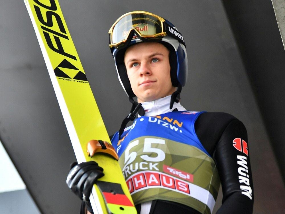 Andreas Wellinger nicht bei Skiflug-WM dabei