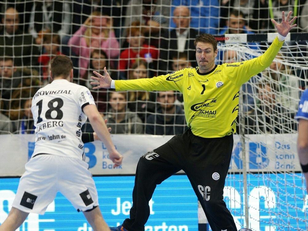 Carsten Lichtlein ist alleiniger Rekordspieler der HBL