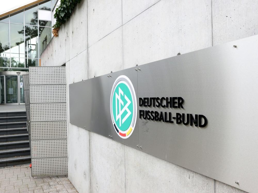 Der DFB sperrt Roßbach für drei Spiele