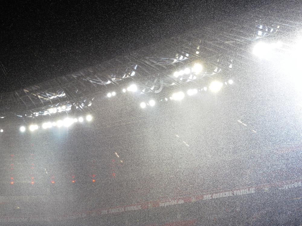 Das Derby in Genua wurde auf Sonntag verschoben