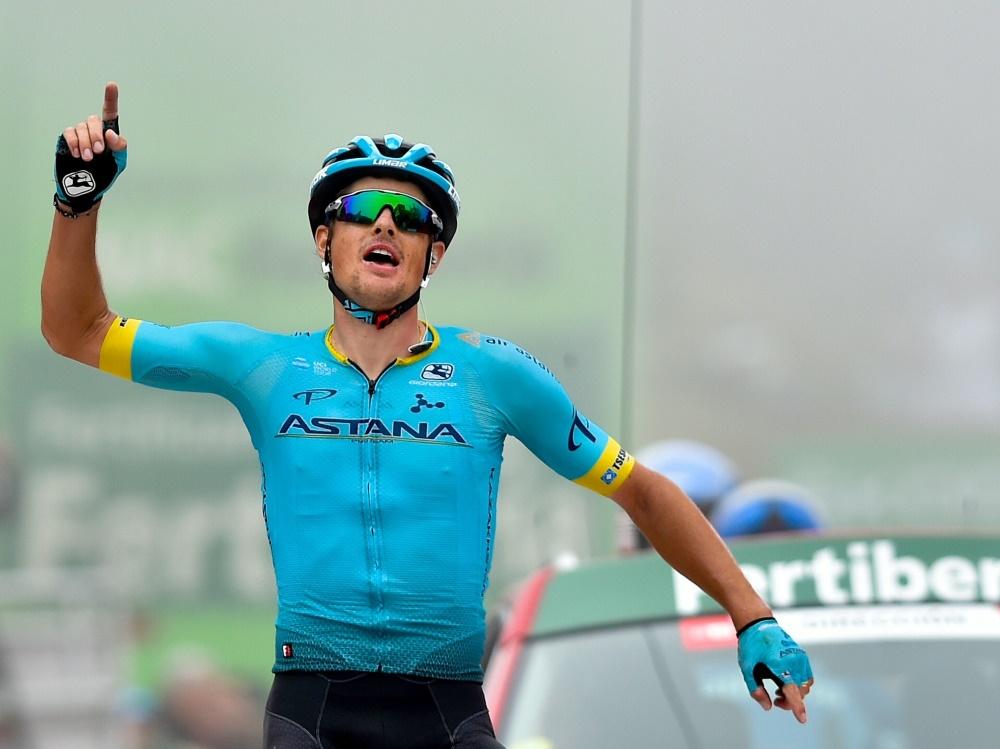 Jakob Fuglsang ist seit 2013 für das Astana-Team aktiv
