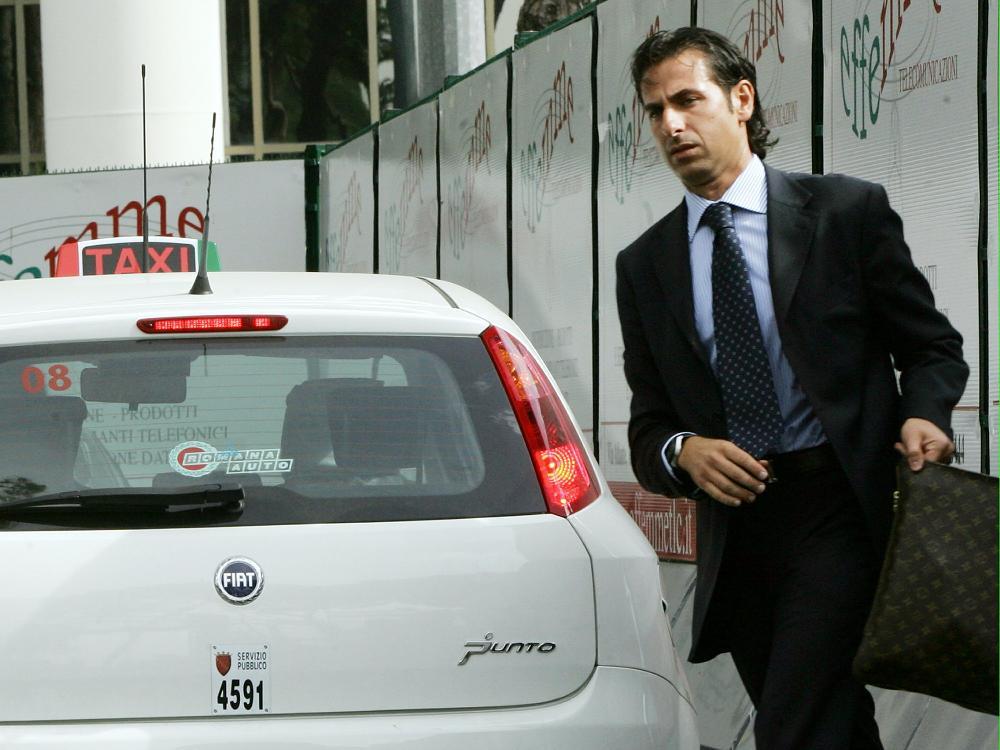 Gianluca Paparesta wird Eigentümer des AS Bari