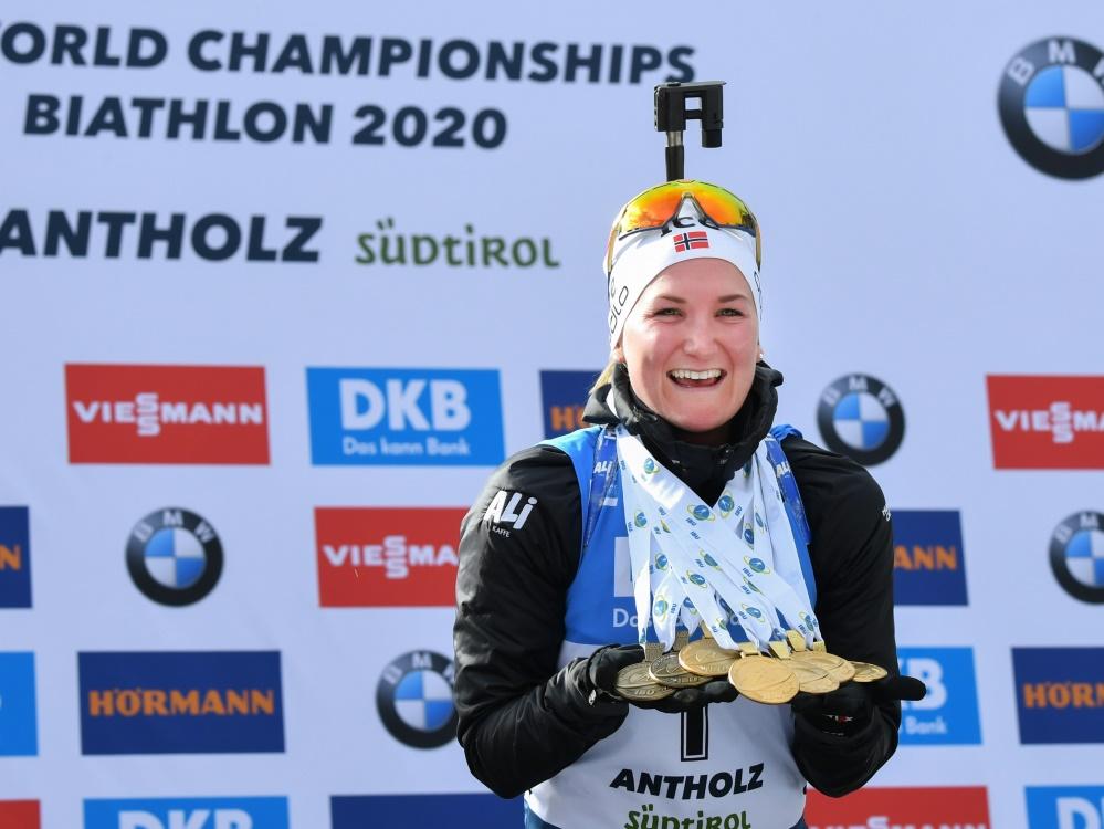 Weltmeisterin Roiseland verzichtet auf Nove Mesto