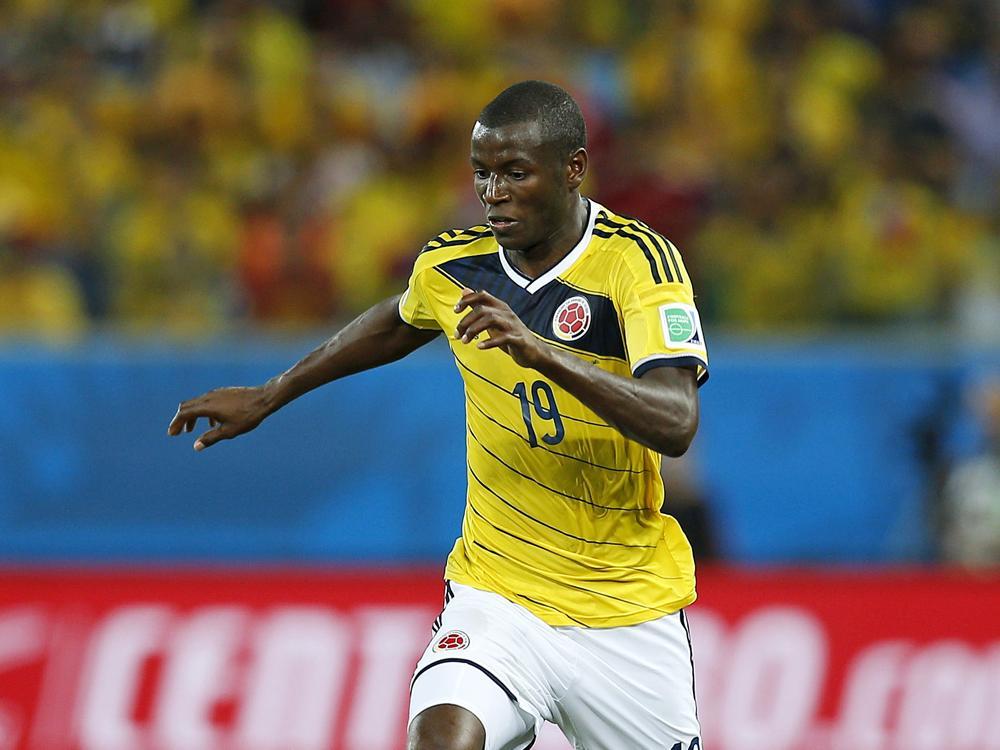 Adrian Ramos trifft bei Kolumbiens 6:0-Sieg