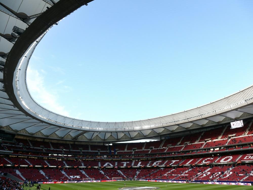 Wanda Metropolitano: Das Stadion von Atlético Madrid
