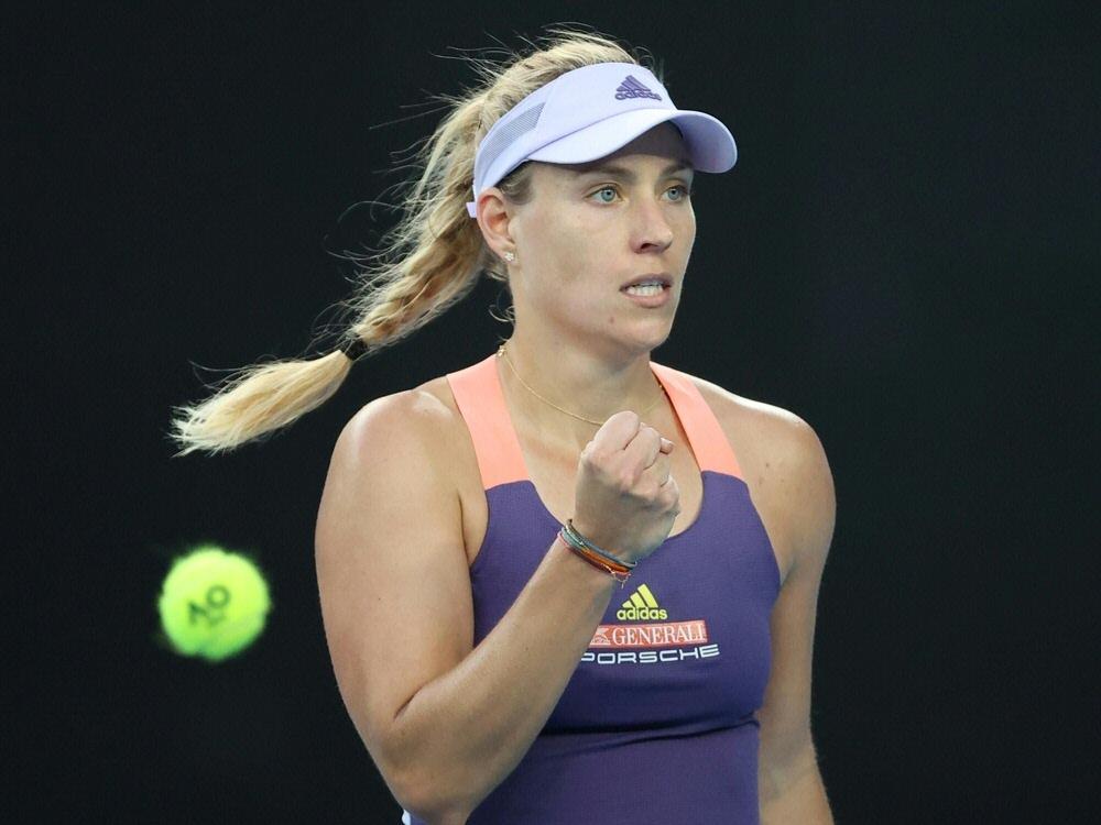 Angelique Kerber träumt vom Sieg bei den French Open