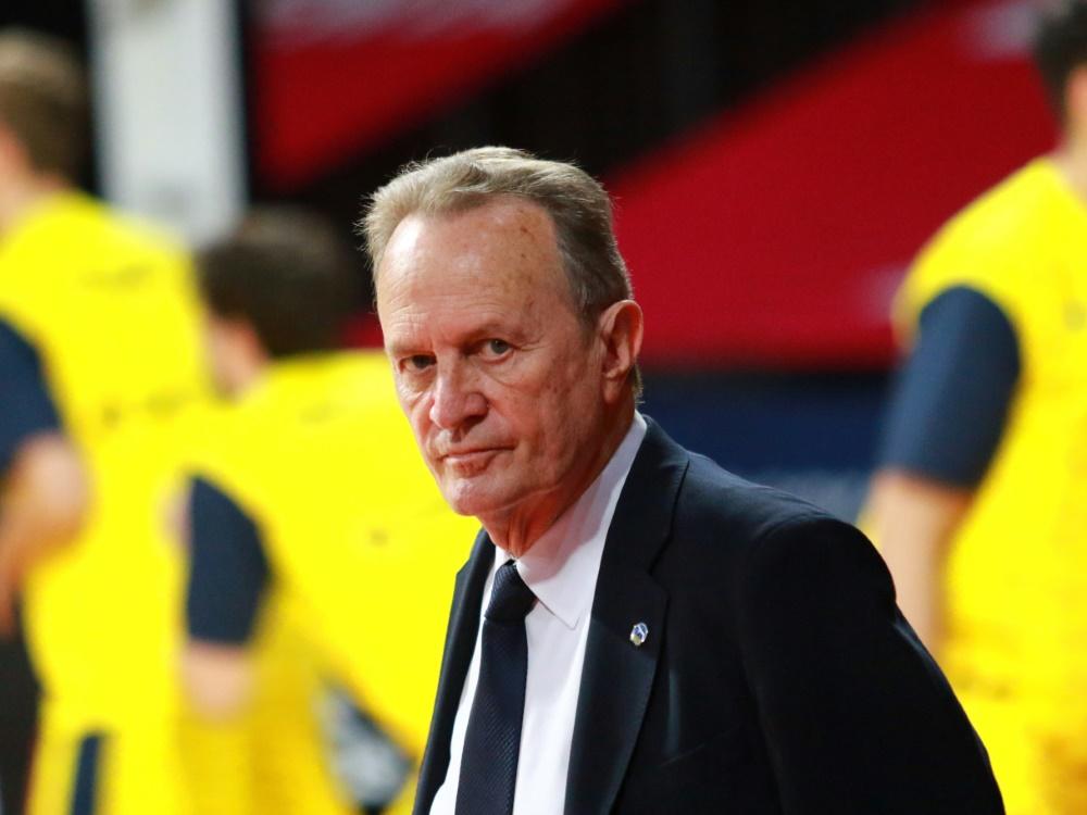 Aito Garcia Reneses ist seit 2017 Alba-Trainer