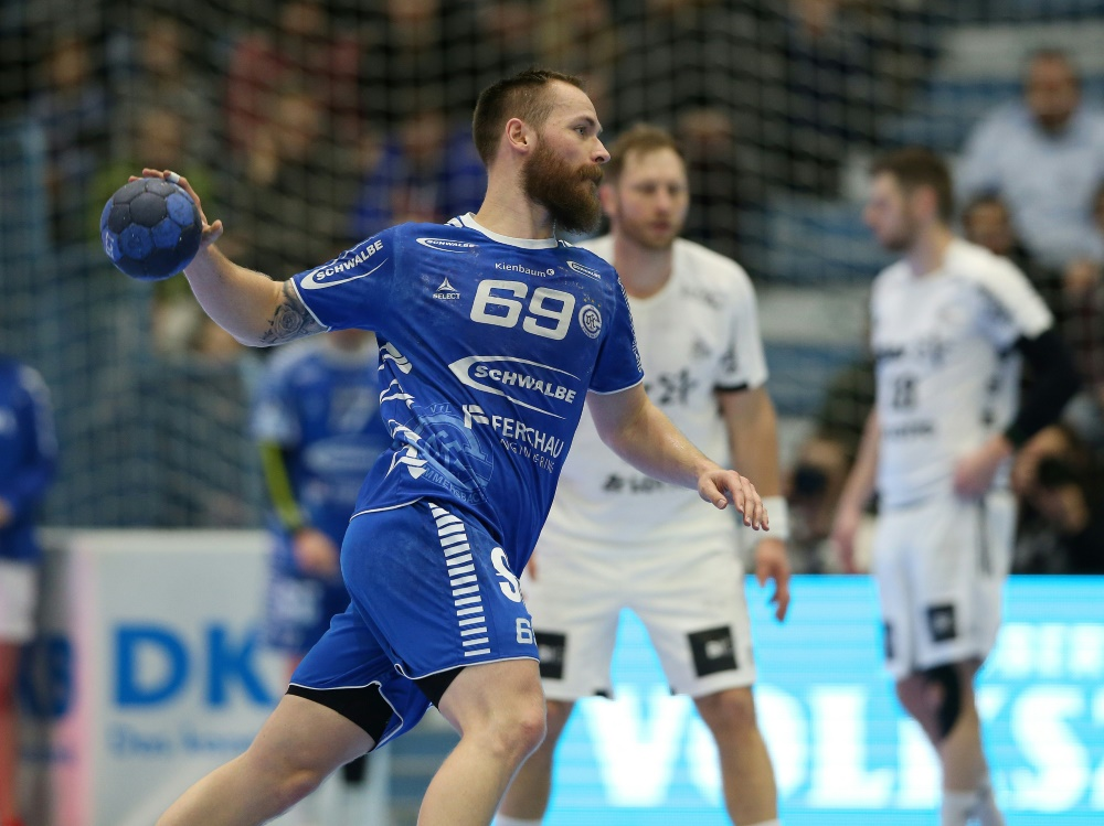 Moritz Preuss wird beim SC Magdeburg lange ausfallen
