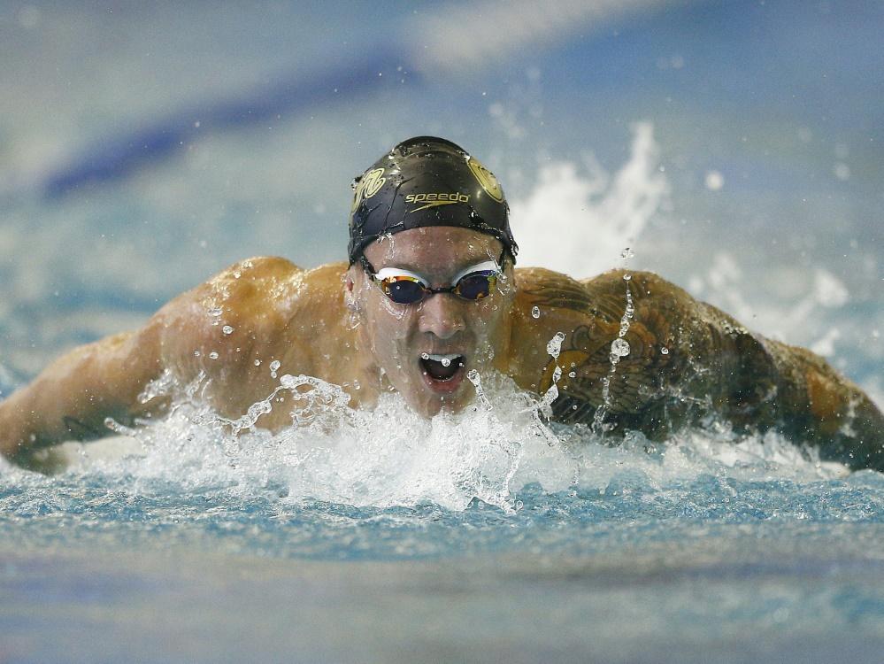 Dressel schwimmt Weltrekord in Las Vegas