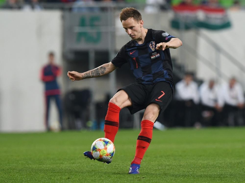 Ivan Rakitic wird nicht mehr für Kroatien auflaufen