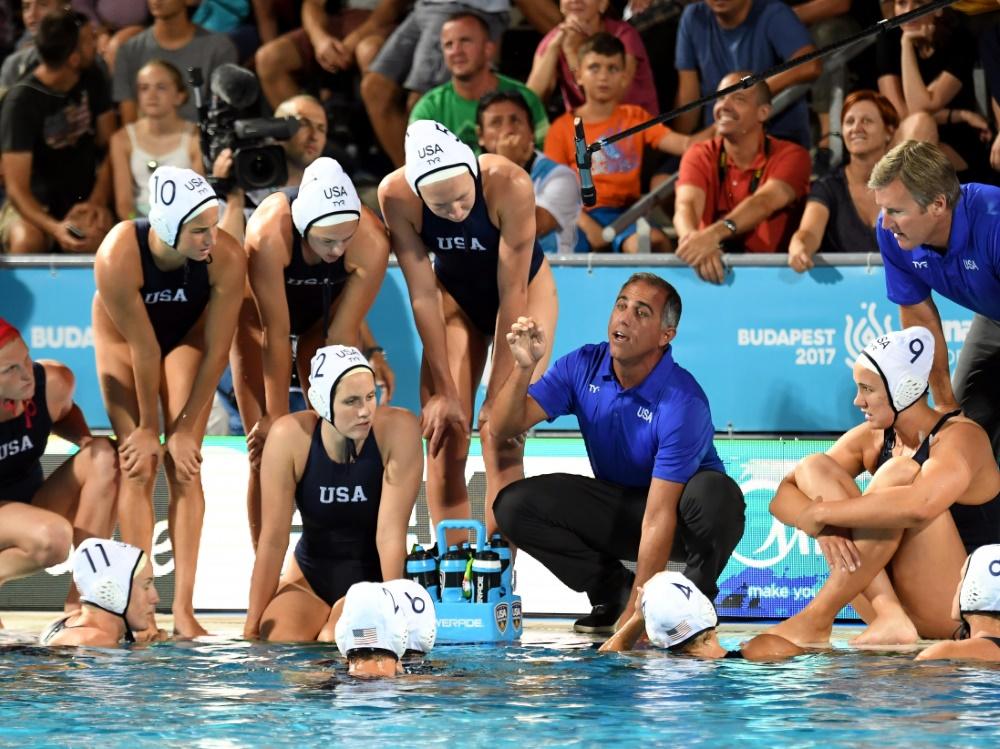 Die USA sind zum fünften Mal Wasserball-Weltmeister