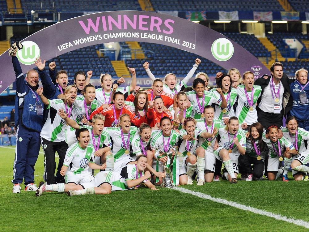 Frauen Champions League » News » Frauen-CL-Finale 2016 in ...