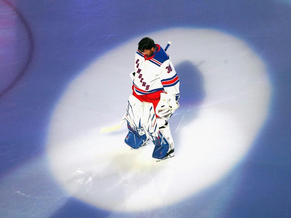 Abschied von den Rangers: Henrik Lundqvist