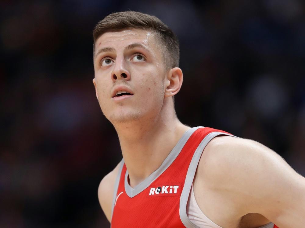 Isaiah Hartenstein überzeugt in der NBA