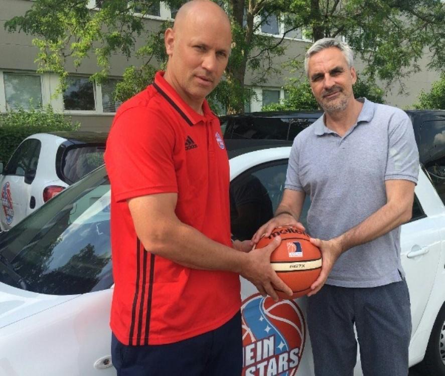 Neuer Trainer der RheinStars: Denis Wucherer