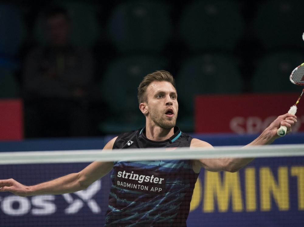 Marc Zwiebler kehrt ins Badminton-Nationalteam zurück