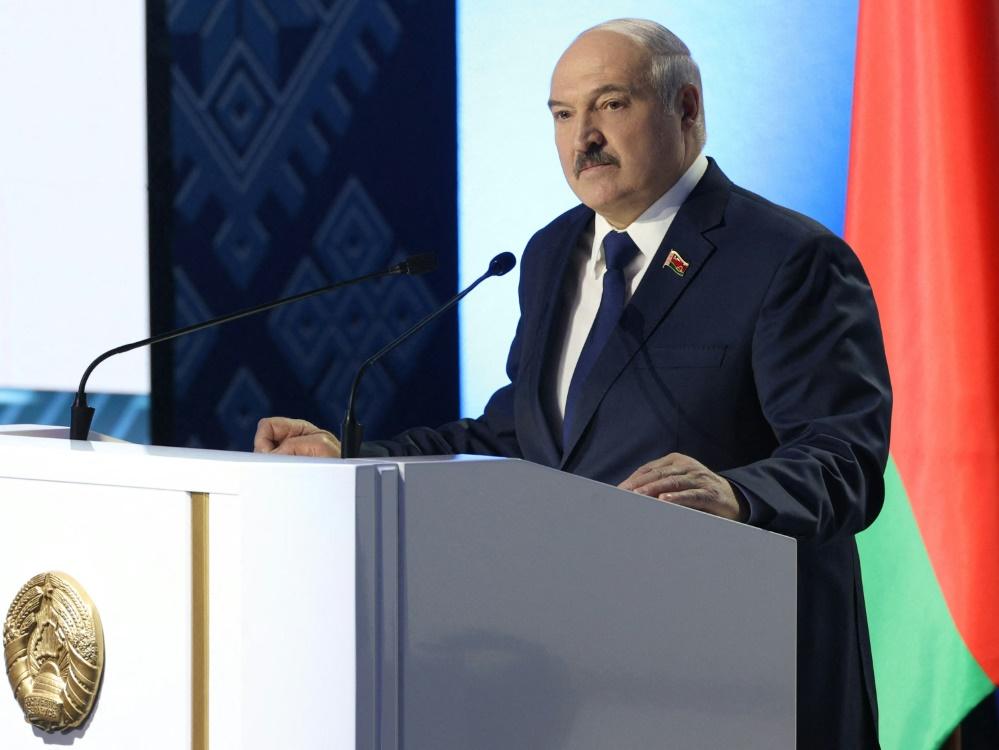 Alexander Lukaschenko übergibt Vorsitz des NOK an seinen Sohn