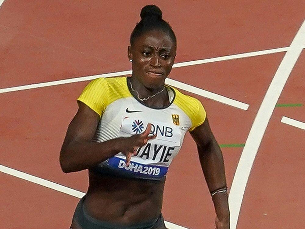 ISTAF Indoor in Berlin: Kwayie gewinnt über 60 m