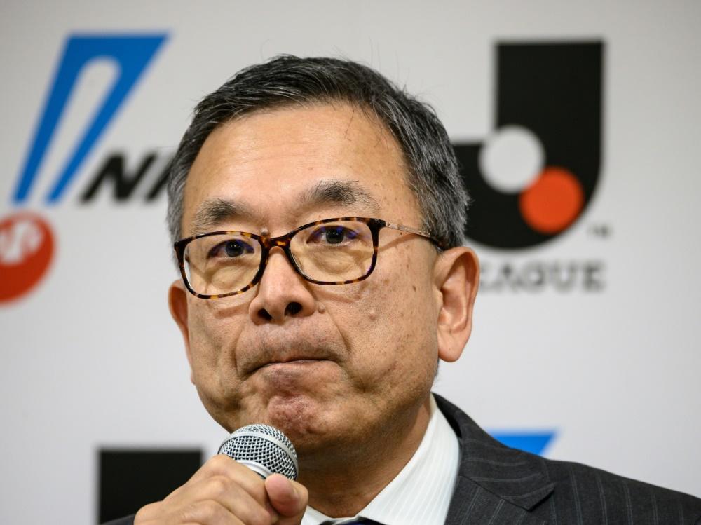 Vorsitzender der japanischen Fußballliga: Mitsuru Murai