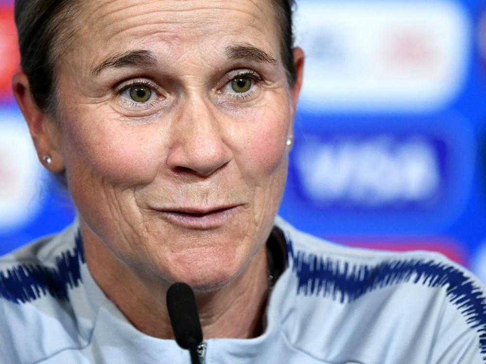 Jill Ellis hat einen neuen Job bei der FIFA
