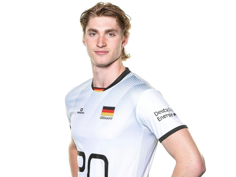 Der VfB Friedrichshafen verpflichtet Linus Weber