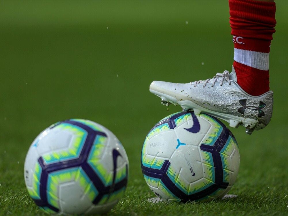 Das Spiel wurde beim Stand von 1:0 für Tunis abgebrochen