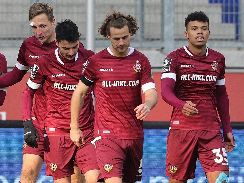 Dynamo weiter in Quarantäne - Spiele werden verschoben