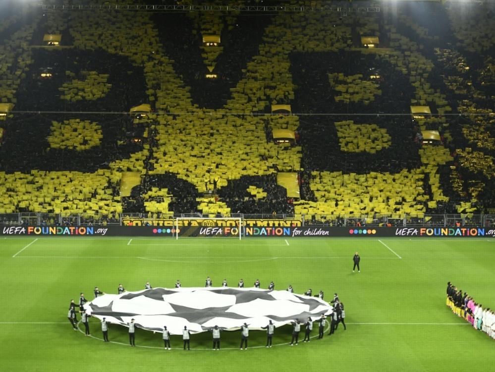 Die UEFA erlaubt Fans bei Champions-League-Spielen