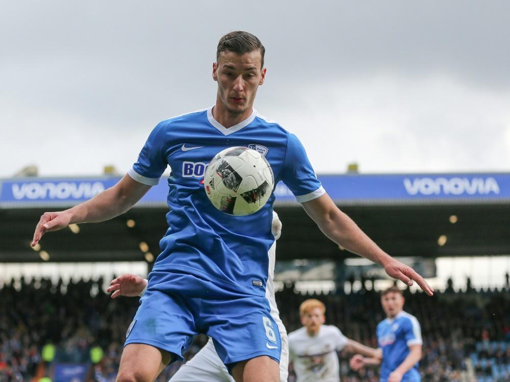 Dominik Wydra wechselt zu Eintracht Braunschweig