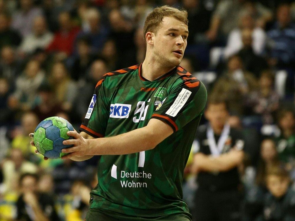 Paul Drux verlängert bei den Füchsen bis 2022