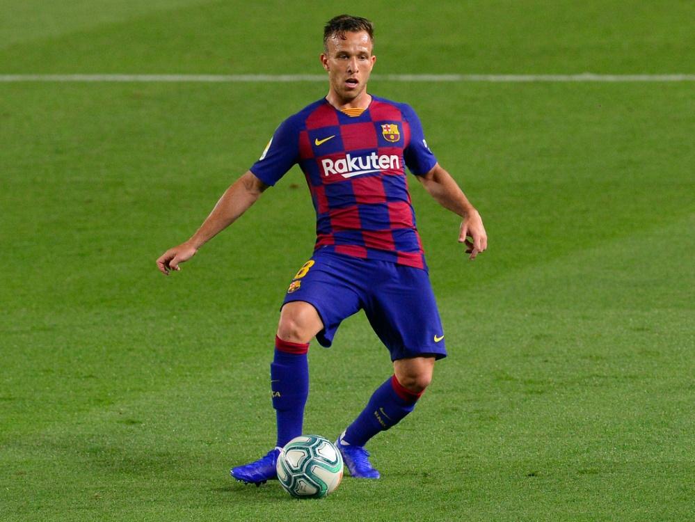 Arthur wechselt zum 1. September zu Juventus Turin