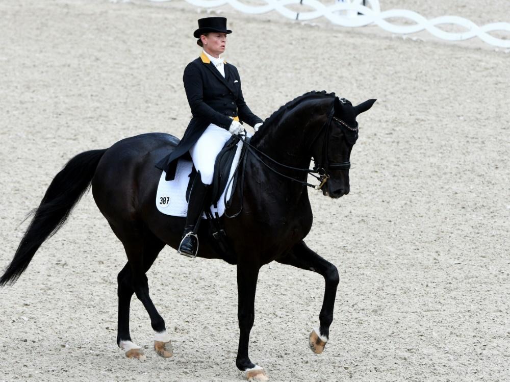 Olympiasiegerin Isabell Werth startet in Hagen