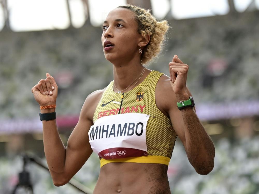 Malaika Mihambo jagt in Tokio die Goldmedaille