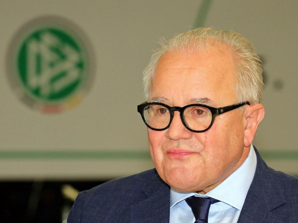 Fritz Keller positioniert sich gegen rechte Parolen