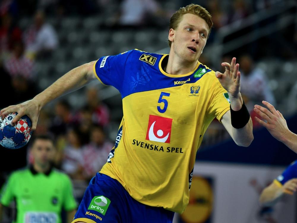 Jeppsson kommt zum HC Erlangen