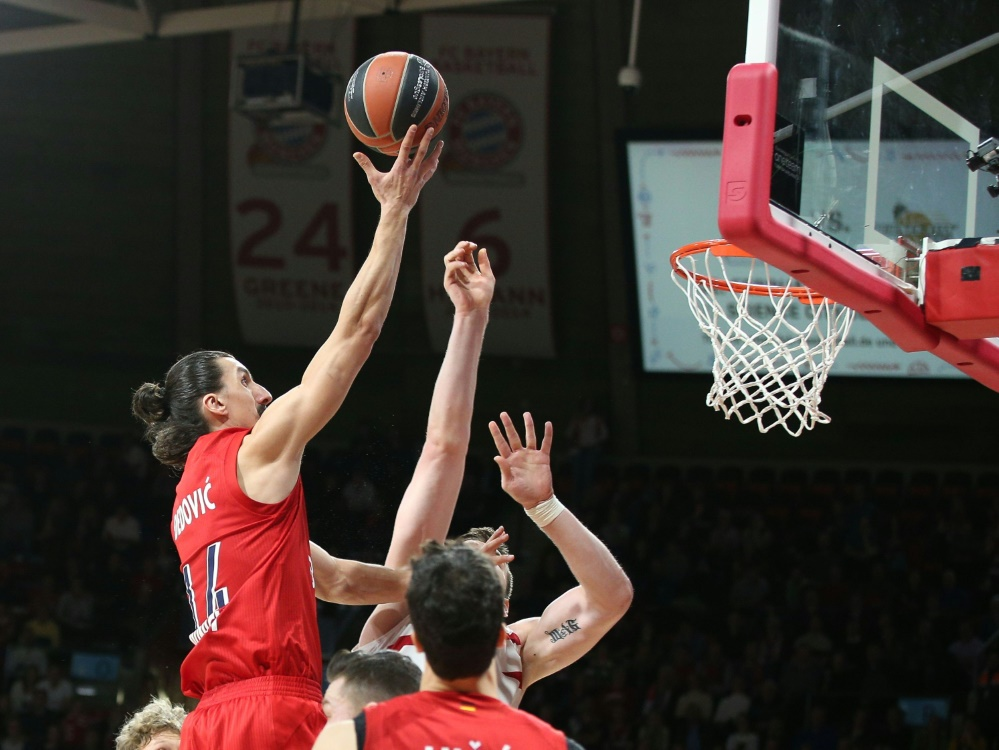 Bayerns Basketballer wollen Erfolgsserie ausbauen