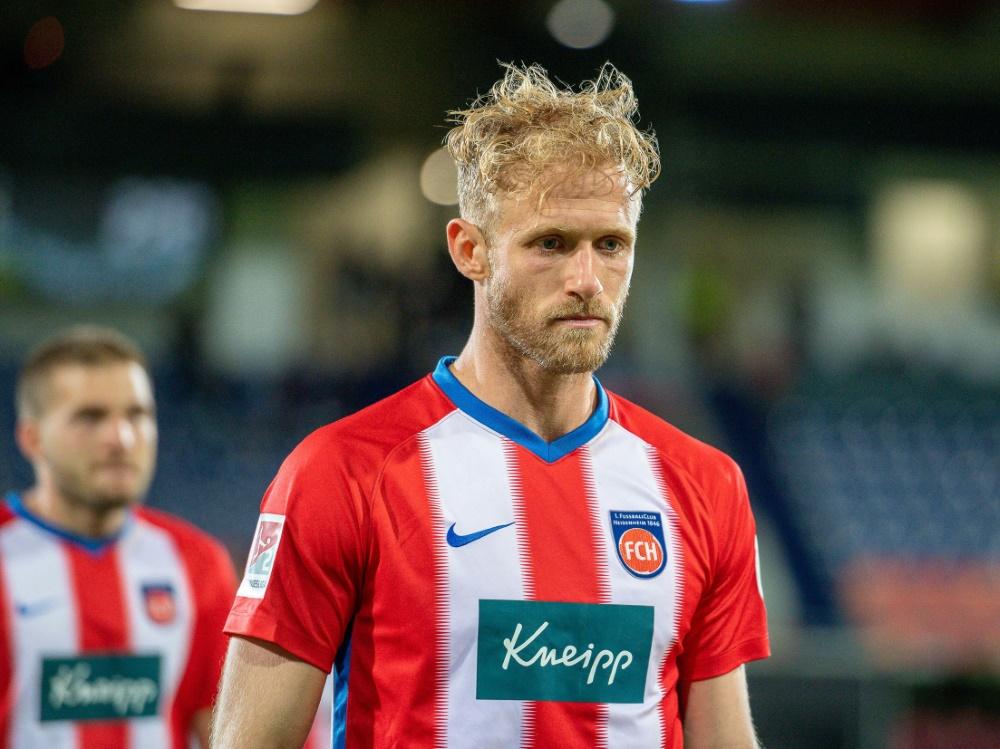 Sebastian Griesbeck wechselt zu Union Berlin