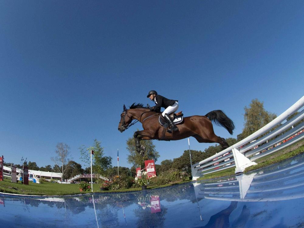 Das Aachen International Jumping ist Ersatz für den CHIO