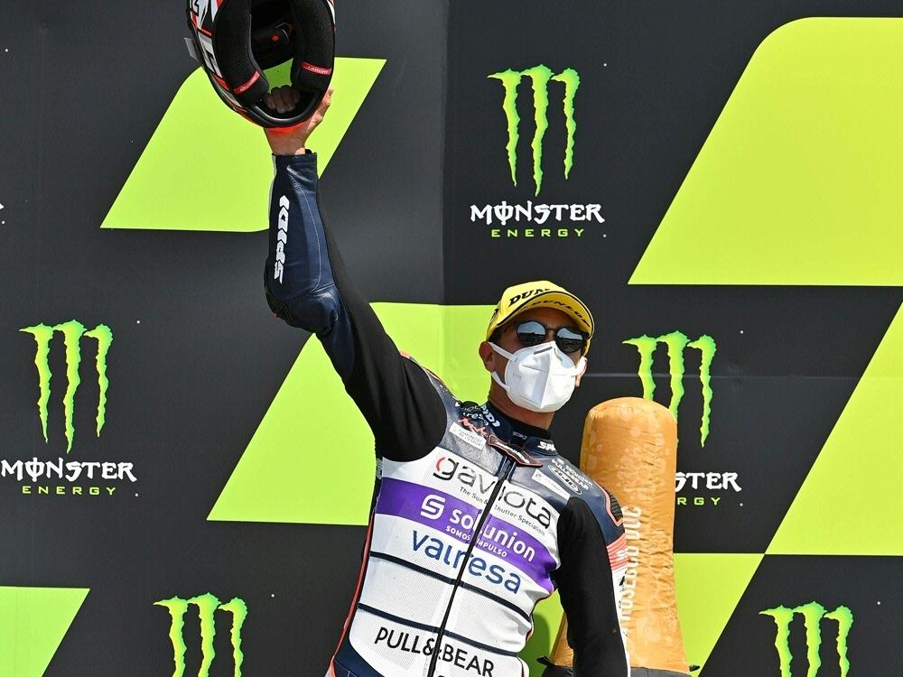 Albert Arenas gewinnt WM-Titel in der Moto3-Klasse