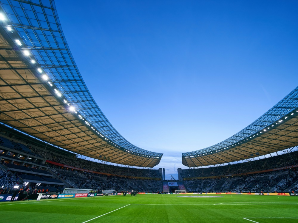 Hertha will aus dem Olympiastadion ausziehen